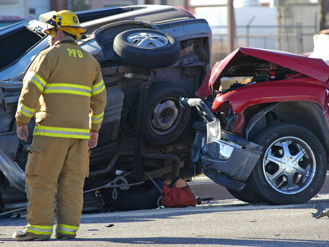 You Don't Have to Sit Idle After an Auto Accident